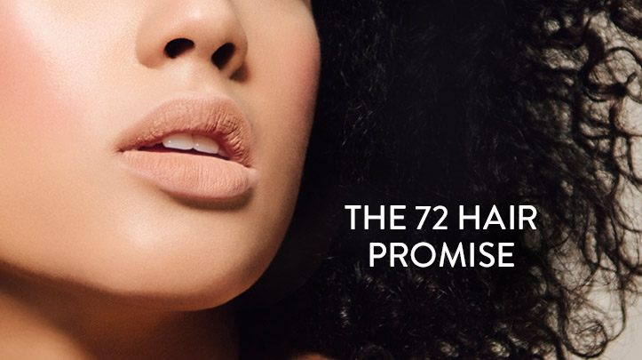 The 72 Hair Promise